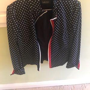 Carlisle jacket, size 8.